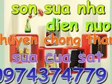 THO SUA CHONG THAM TAI QUAN BINH THANH 0974374779 HOAC 0932198479
