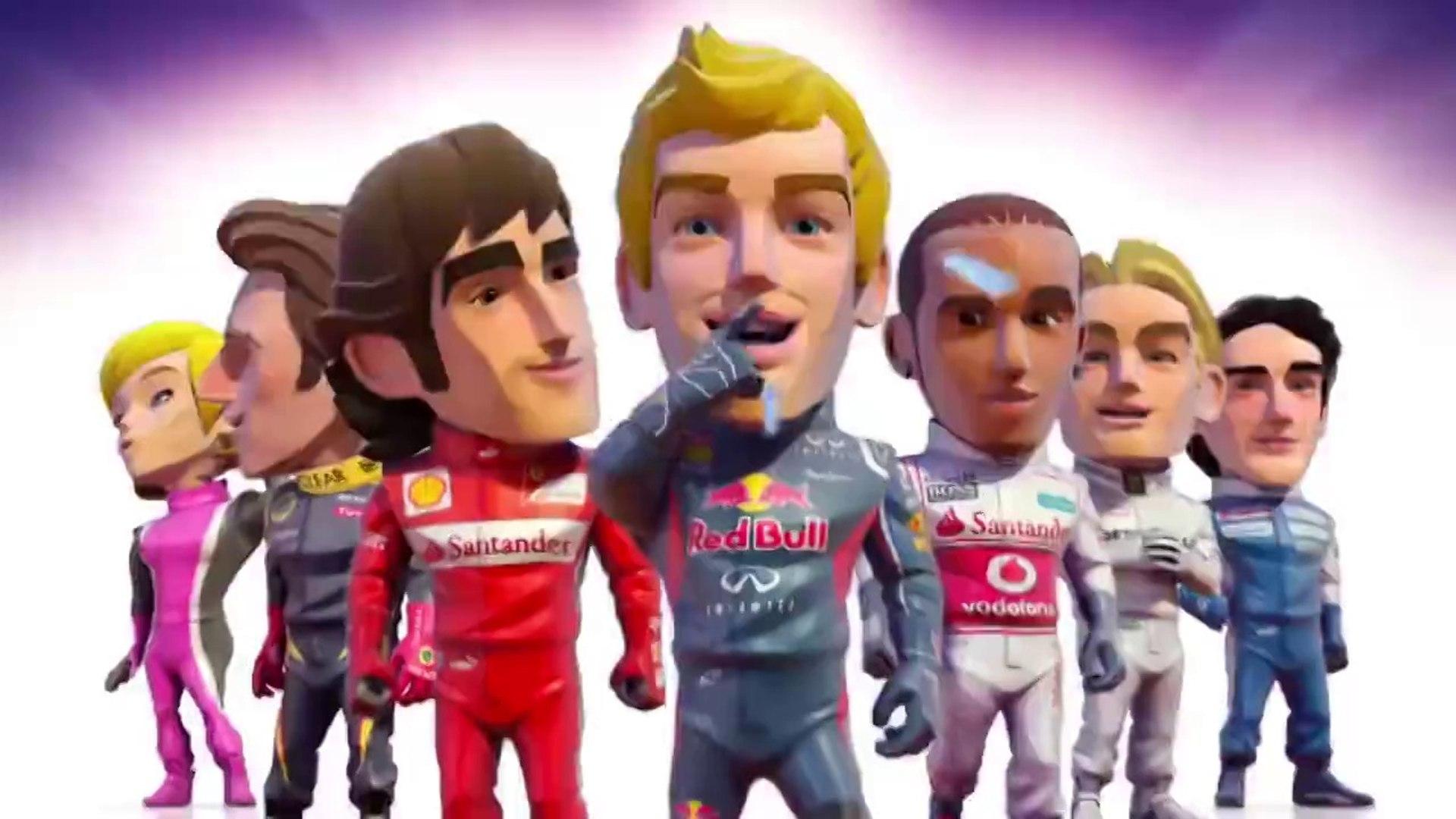 F1 Race Stars - Bottle Rocket