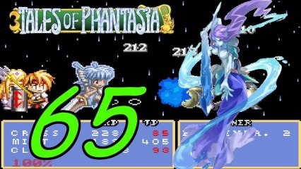 Let´s play Tales of Phantasia [Blind] part 65# Wo ist der Ausgang