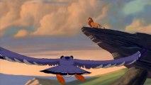 Le Roi Lion de Disney en version GREENPEACE - Animaux morts.