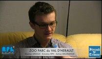 SAINT THIBERY- AGDE - 2014 - ZOO PARC DU VAL D HERAULT  Damien LERASLE
