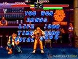 Art of Fighting - Rixe de bar
