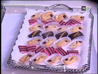 Recettes Des Mini Financiers Avec Des Fruit Secs Et Des Biscuits Sec