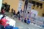 Violent accident during Robot War Fest - Student Injured at IIT Techfest Robowars 2014