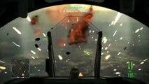 Ace Combat : Assault Horizon - Combats rapprochés