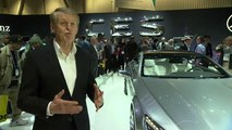 Mercedes-Benz at CES 2014 - Interview - Dr. Thomas Weber