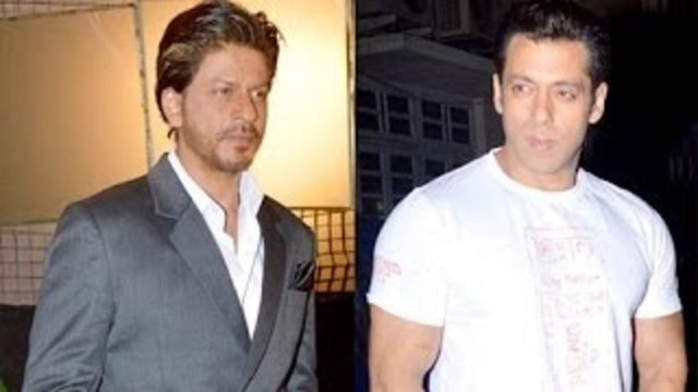 Salman Khan Replaces Shahrukh Khan As YRF's Blue-Eyed Boy !