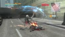 Metal Gear Rising : Revengeance - Jack The Ripper