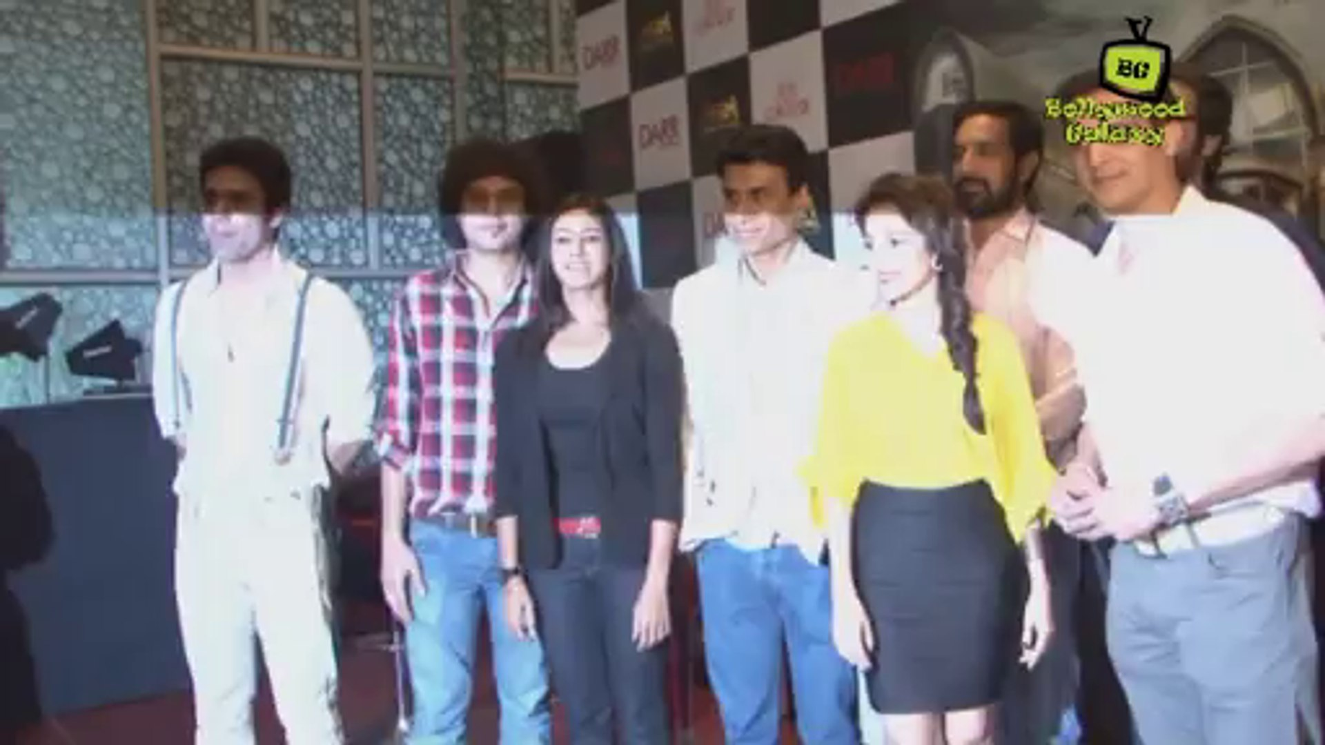 Trailer Launch Of Movie Darr @ The Mall
