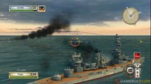 Battlestations : Midway - Ca chauffe sur l'eau