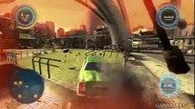 Full Auto 2 : Battlelines - Ma belle limo verte