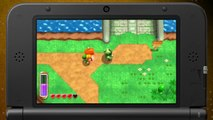 The Legend of Zelda : A Link Between Worlds - The Legend of Zelda: A Link Between Worlds E3 Trailer