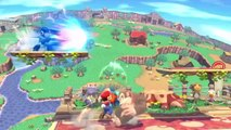 Super Smash Bros. - Super Smash Bros : Mega Man Trailer