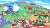 Super Smash Bros. - Super Smash Bros : Mega Man Trailer