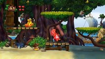 Donkey Kong Country : Tropical Freeze - Donkey Kong Country : Tropical Freeze Carnet de développeur E3