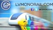 Las Vegas Monorail Coverage of CES 2014 | Las Vegas Transportation pt. 3