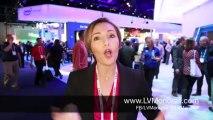 Las Vegas Monorail Coverage of CES 2014 | Las Vegas Transportation pt. 12