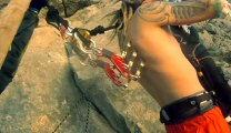 Insane Rope Jump & Free Fall Suspension World Record.. Ukrainia 2014