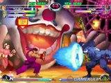 Marvel vs Capcom 2 - Street fighters Vs X-men