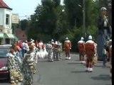 Carnaval 2005 Départ Cysoing