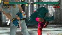 Tekken 5 Dark Resurrection Online - Combat dans l'église