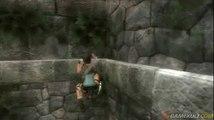Tomb Raider : Anniversary - Lara aime les cascades