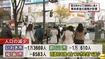 20140109県内人口、約194万6,000人 震災前から7万8,000人余り減少 福島