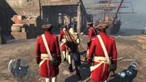 Assassin's Creed III - Boston Demo (commentée)