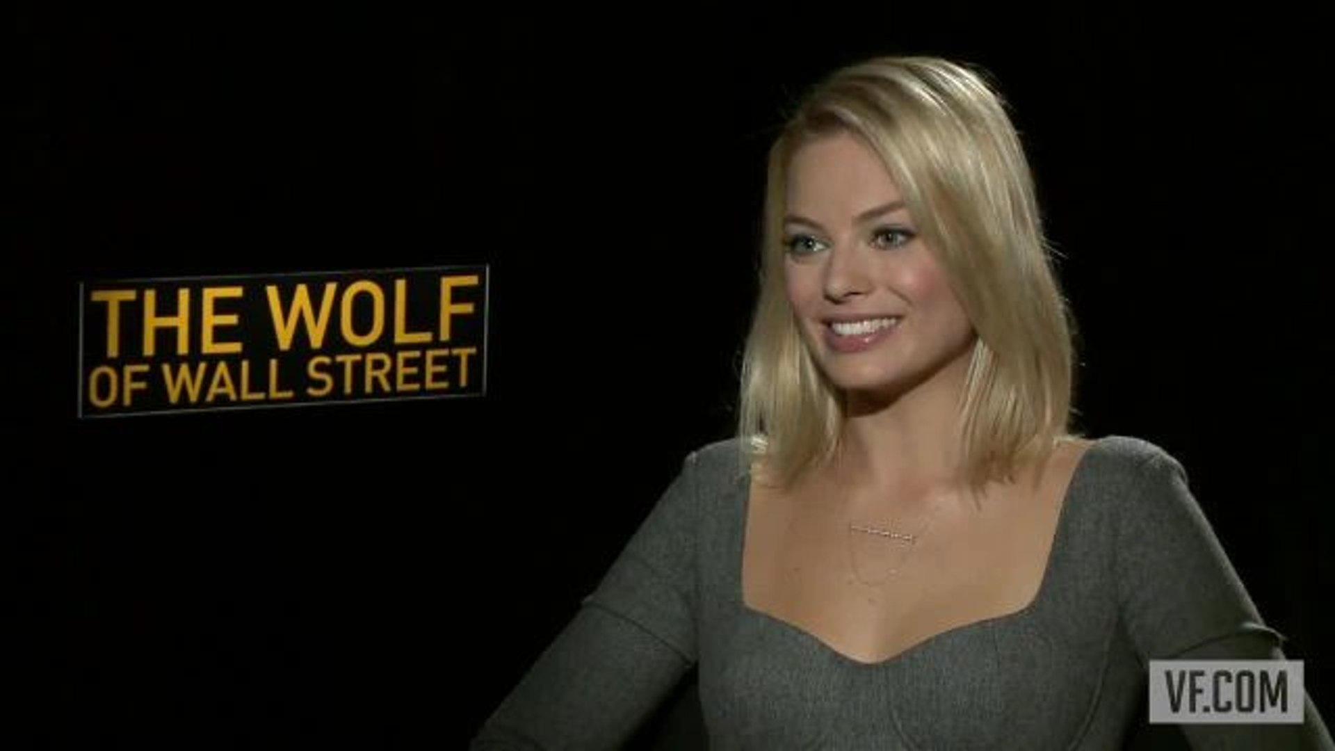 Margot Robbie On Meeting The Ballsy Inspiration For Her The