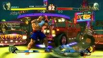 Super Street Fighter IV - TEST ENCODAGE