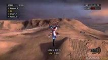 MX vs. ATV : Extrême Limite - Une chute sans les mains
