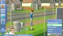 Les Sims 2 : Animaux & Cie - Dalmatien farceur, sandwich farci.