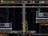 Sega Megadrive Collection - Un shinobi qui monte, qui monte...