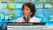 Les coulisses de la politique : le Conseil d'Etat a donné raison à Manuel Valls - 10/01