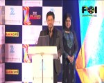 Shahrukh Khan Launches Zee Cine Awards 2014