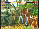 The King of Fighters '94 Re-bout - NeoGeo Mode