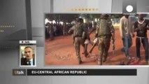 Orta Afrika Cumhuriyeti'ne bir Avrupa askeri gücü müdahalesi mümkün mü?