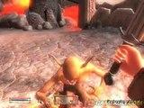 The Elder Scrolls IV : Oblivion - Première porte d'Oblivion