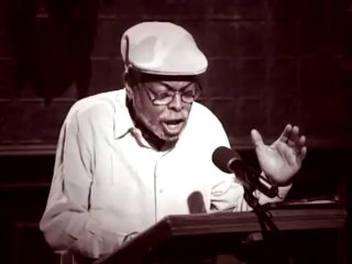 Def Poetry - Amiri Baraka - Why is We Americans