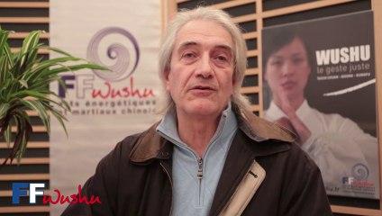 Pourquoi une fédération de Wushu ? les voeux du Président Hugues Deriaz pour 2014