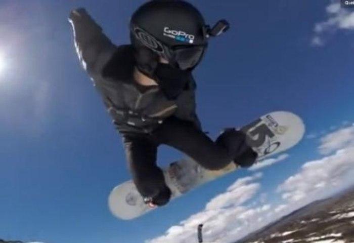Best of The Week #41 : Snowboard, Surf, Skate, Climb, Windsurf, Supercross, Bodyboard, Sailing