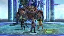 Final Fantasy X-2 HD - FFX-2 Battle