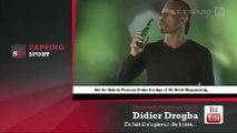 Zap' Sport : Drogba apôtre de la bière, Miami du karaoké