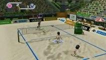 Sports Island - Beach-Volley