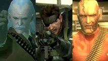 Metal Gear Solid HD Collection - Trailer de lancement