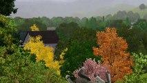 Les Sims 3 : Animaux & Cie - Gamescom Trailer - Animaux en folie
