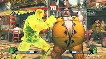 Street Fighter IV - Petits nouveaux