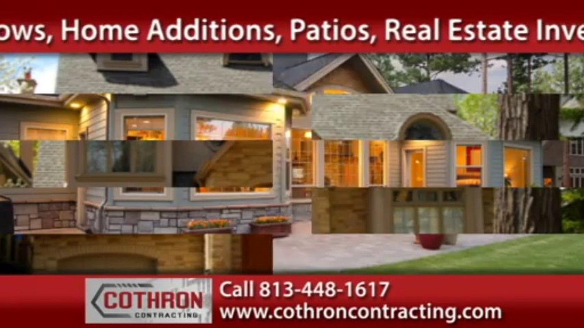 Bloomingdale Design & Build | Cothron Contracting LLC Call 813-685-4590