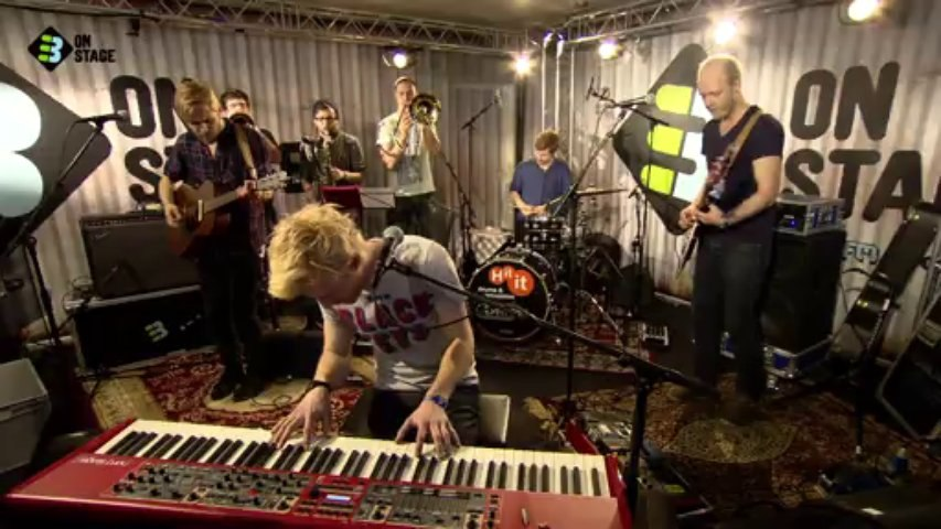 EWERT AND THE DRAGONS -LIVE