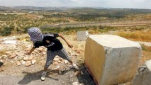 Israeli court convicts Palestinian minor of stone throwing